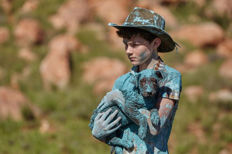 """""""Moje wakacje z Rudym"""" to pełna humoru i przygód, wakacyjna opowieść o wielkiej przyjaźni między jedenastoletnim chłopcem, a niezwykłym czerwonym psem osadzona w niepowtarzalnych plenerach krainy kangurów - Australii."""