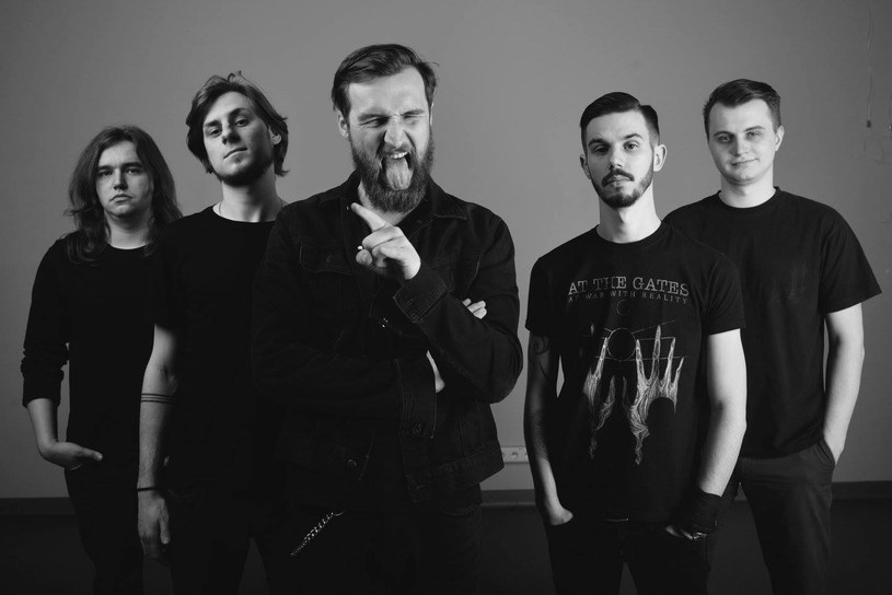 """Łącząca death i groove metal grupa Cornada prezentuje najnowszą EP-kę """"Inside""""."""