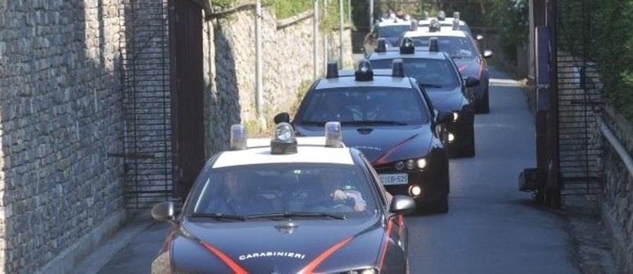 Na południu Włoch aresztowano we wtorek 116 osób podczas wielkiej operacji wymierzonej w bossów najpotężniejszych klanów kalabryjskiej mafii, 'ndranghety. W akcji uczestniczyło ponad 1000 karabinierów - podały media.
