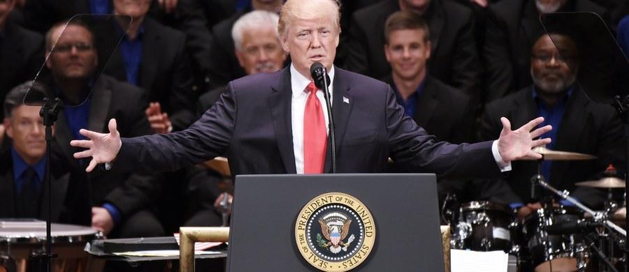 Andrzej Duda zaproponuje Donaldowi Trumpowi wsparcie polityczne na arenie międzynarodowej oraz większe zakupy w Stanach Zjednoczonych. Znamy nieoficjalny plan planowanej na pojutrze rozmowy prezydentów Polski i Stanów Zjednoczonych.
