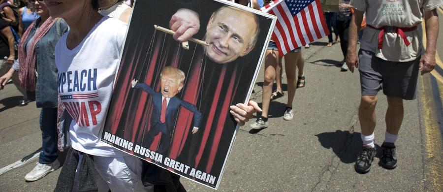 """Prezydent Donald Trump wykorzysta skroplony gaz LNG jako """"polityczny instrument przeciw Rosji"""". Amerykański prezydent ogłosi to w Warszawie - donosi Reuter, co powtarzają rosyjskie media."""