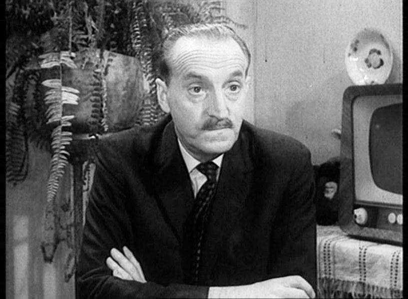"""Pamiętamy go z takich produkcji, jak """"Wojna domowa"""", """"Jak rozpętałem drugą wojnę światową"""" czy """"Eroica"""". Kazimierz Rudzki był znakomity w rolach filmowych, ale nie miał na nie czasu, bo… brylował na scenie."""