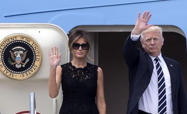 Air Force One z prezydentem USA Donaldem Trumpem na pokładzie odleciał z bazy wojskowej Andrews koło Waszyngtonu do Polski. Trump spotka się w Warszawie m.in. z prezydentem Andrzejem Dudą.