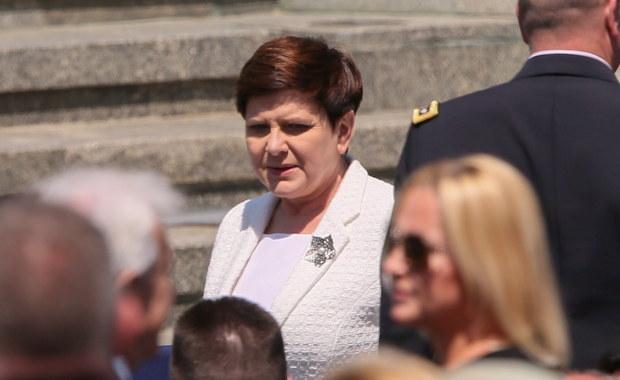 Wystąpienie prezydenta USA Donalda Trumpa dowodzi, że Polska jest państwem ważnym, z którym trzeba się liczyć - oceniła premier Beata Szydło. Podkreśliła, że USA są dla nas bardzo ważnym partnerem, a rozmowy prezydenta Trumpa w Warszawie świadczą, że Polska jest ważnym partnerem dla USA.