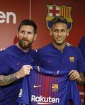Lionel Messi nie składa obietnic, nowy sponsor Barcelony zaprezentowany