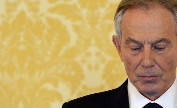 """Były brytyjski premier Tony Blair zaapelował w sobotę o odnowienie politycznego centrum, podkreślając, że ze względu na planowane wyjście Wielkiej Brytanii z Unii Europejskiej jest ono krajowi """"potrzebne bardziej niż kiedykolwiek wcześniej""""."""