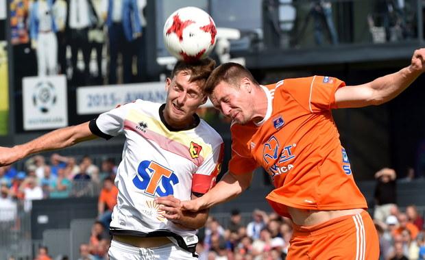 W niedzielnym spotkaniu ekstraklasy piłkarze Bruk-Betu Termaliki Nieciecza przegrali na swoim stadionie z Jagiellonią Białystok 0:1.