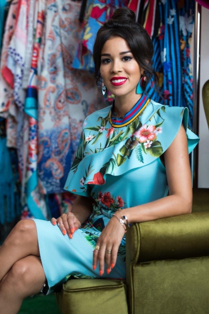 """Tamara Gonzalez Perea, bardziej znana pod pseudonimem Macademian Girl, autorka jednego z najpopularniejszych blogów modowych w Polsce, będzie jednym z ekspertów w programie """"#Supermodelka Plus Size""""."""