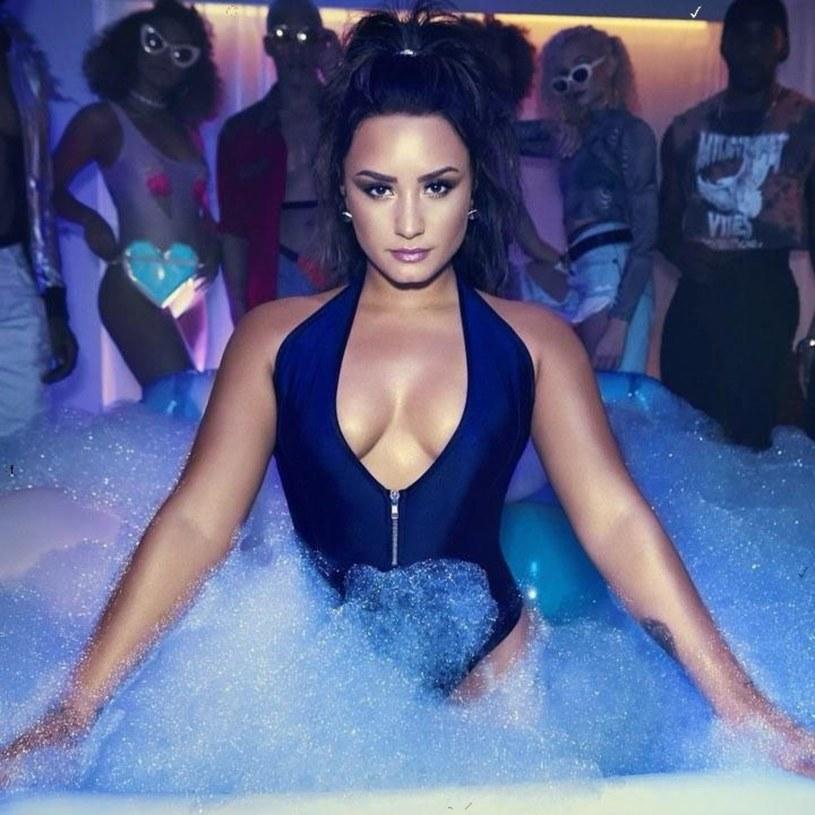 """Demi Lovato w lipcu zaprezentowała nowy utwór """"Sorry Not Sorry"""". Jednym z jego fanów jest m.in. piłkarz Barcelony i reprezentacji Brazylii, Neymar."""