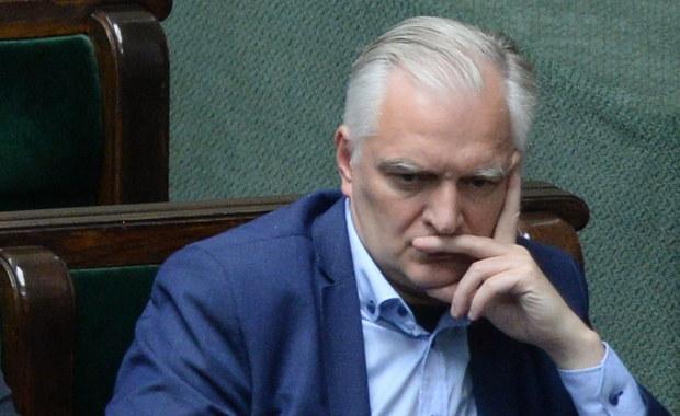 Sejm głosami posłów Prawa i Sprawiedliwości przyjął ustawę o Sądzie Najwyższym. Uwadze internautów nie umknęła reakcja Jarosława Gowina, wicepremiera, ministra nauki i szkolnictwa wyższego, oraz byłego ministra sprawiedliwości w rządzie PO-PSL.