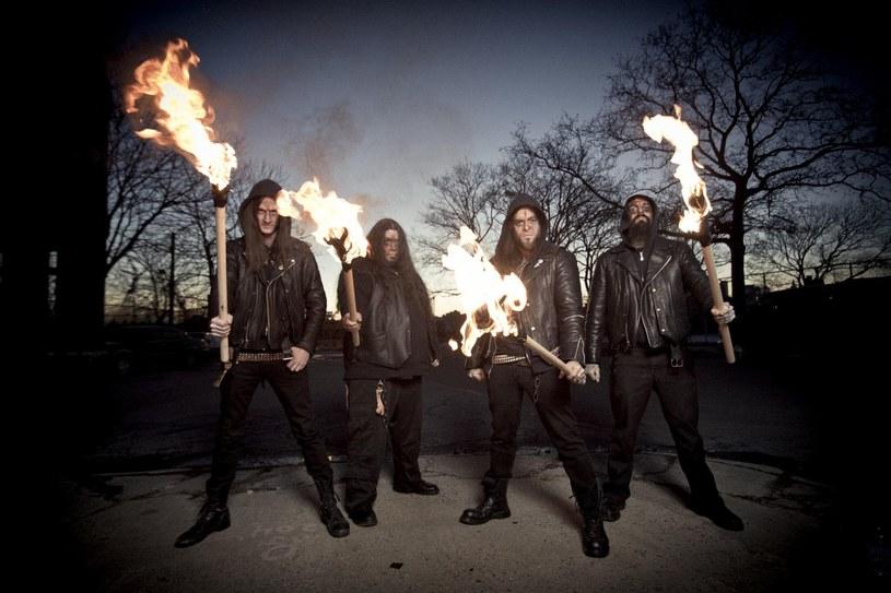 Na przełomie września i października aż cztery koncerty w naszym kraju zagra nowojorska grupa Black Anvil.