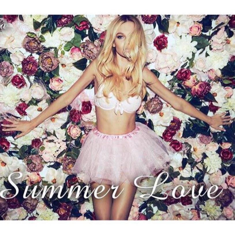 """Ponad 200 tys. odsłon ma już piosenka """"Summer Love"""" śpiewającej modelki Alicji Ruchały. Podczas kręcenia teledysku w Czarnogórze ekipę ewakuowano w związku z groźnym pożarem."""