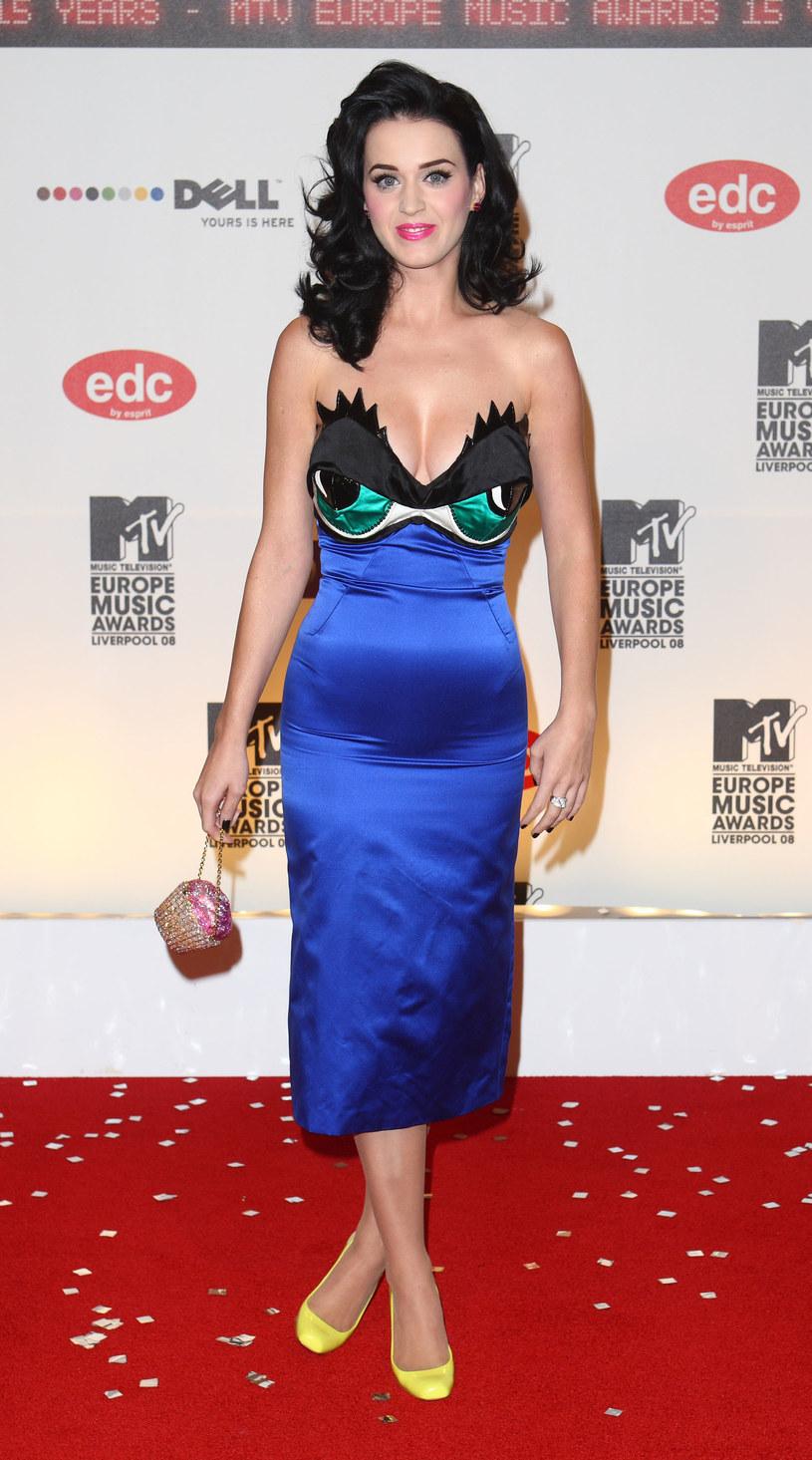 MTV poinformowało, że tegoroczną galę rozdania nagród VMA poprowadzi Katy Perry.