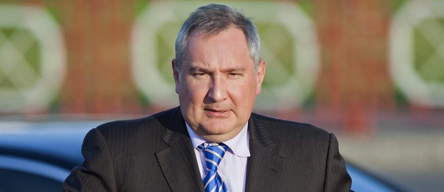 """Rosja przygotowuje sankcje wobec osób, które podjęły decyzję o zakazie przelotu nad Rumunią samolotu lecącego do stolicy Mołdawii Kiszyniowa, gdzie wicepremier Dmitrij Rogozin miał się spotkać z prezydentem Mołdawii i z liderem separatystycznego Naddniestrza. """"Odpowiedź oczywiście będzie. Ustalimy dokładnie, kto stał za tą decyzją w Kiszyniowie, Bukareszcie, Budapeszcie, Brukseli...Nasze sankcje będą bardzo precyzyjne, skierowane pod właściwym adresem"""" - powiedział wicepremier Rogozin w telewizji Rossija-24."""