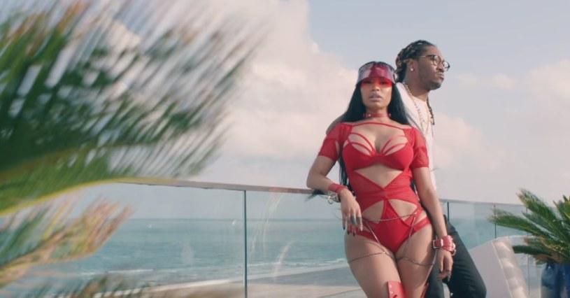 """Future opublikował teledysk do utworu """"You Da Baddest"""", w którym wystąpiła również Nicki Minaj."""