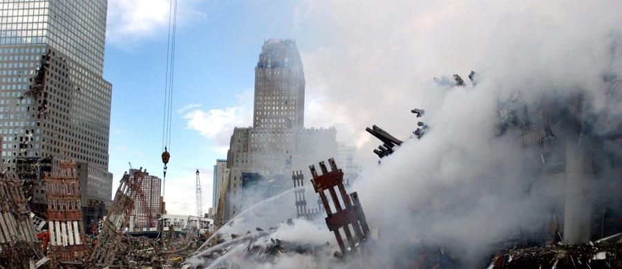 Biuro ekspertyz medycznych w Nowym Jorku poinformowało o ustaleniu tożsamości kolejnej ofiary zamachów terrorystycznych z 11 września 2001 roku na World Trade Center. Po blisko 16 latach od ataków nadal nie zidentyfikowano 40 proc. z ok. 2,7 tys. ofiar.