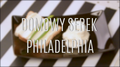 Jak zrobić domowy serek philadelphia?