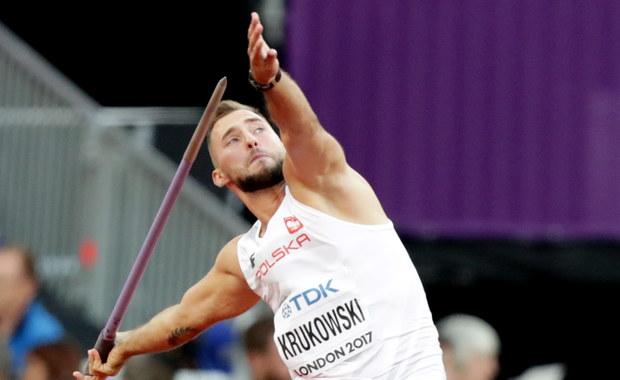 Marcin Krukowski stracił szansę na wywalczenie medalu w rzucie oszczepem podczas dziewiątego dnia lekkoatletycznych mistrzostw świata w Londynie. Polak zajął 9. miejsce.