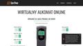 Wirtualny alkomat online - sprawdź ile masz promili!