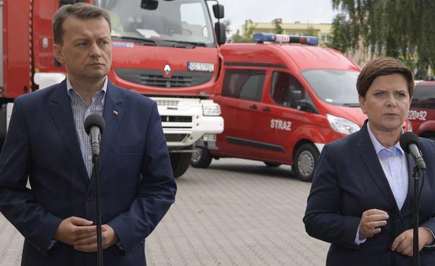 Narada ministrów po zamachach w Hiszpanii, decyzja IPN w lustracji ambasadora w Niemczech i rozliczanie odpowiedzialnych za brak pomocy po nawałnicach. Tak będzie wyglądał przyszły tydzień w polityce.
