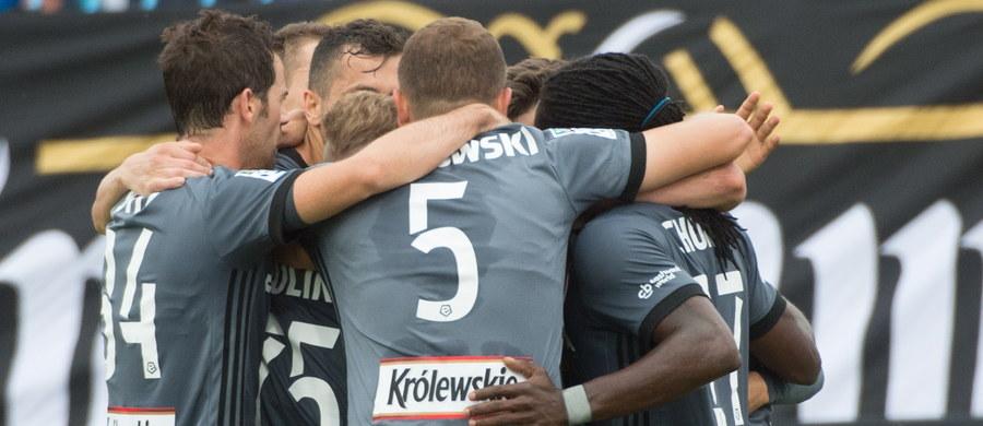 W szóstej kolejce piłkarskiej Ekstraklasy Legia Warszawa pokonała 1:0 Wisłę Płock. Mecz rozgrywany był na Stadionie im. Kazimierza Górskiego.