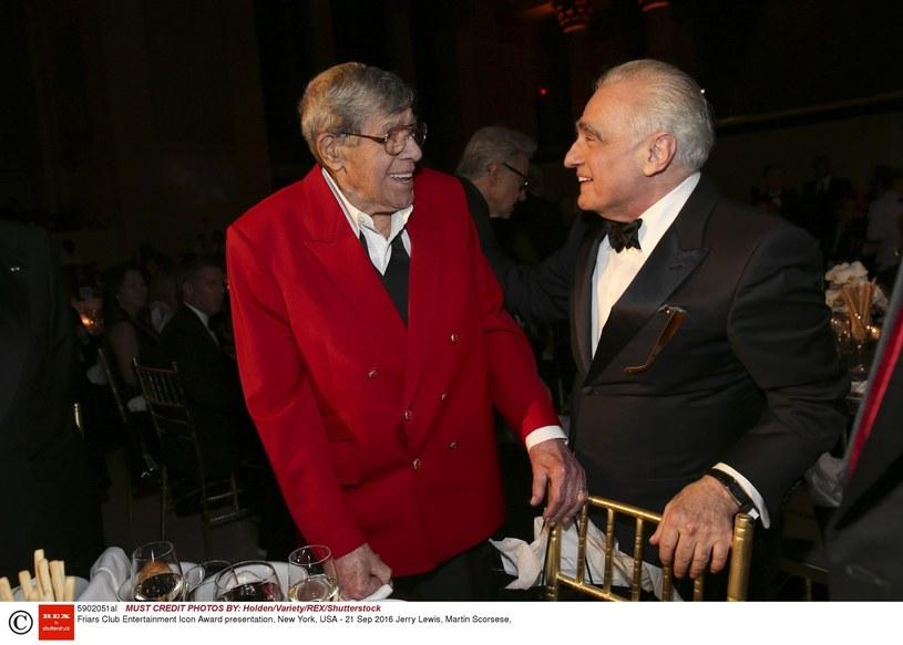 Swój hołd zmarłemu w niedzielę, 20 sierpnia, Jerry'emu Lewisowi złożył reżyser Martin Scorsese.