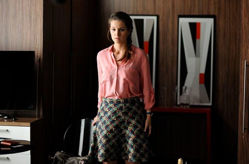 """- Mój pierwszy serial to był """"Hotel 52"""". Pierwszego dnia na planie byłam bardzo spięta. Tekst umiałam już trzy dni wcześniej - wspomina Joanna Derengowska. Aktorka podkreśla, że początki w każdej dziedzinie - niezależnie od tego, czy jest to aktorstwo, czy jakiś inny zawód, zawsze są bardzo trudne."""