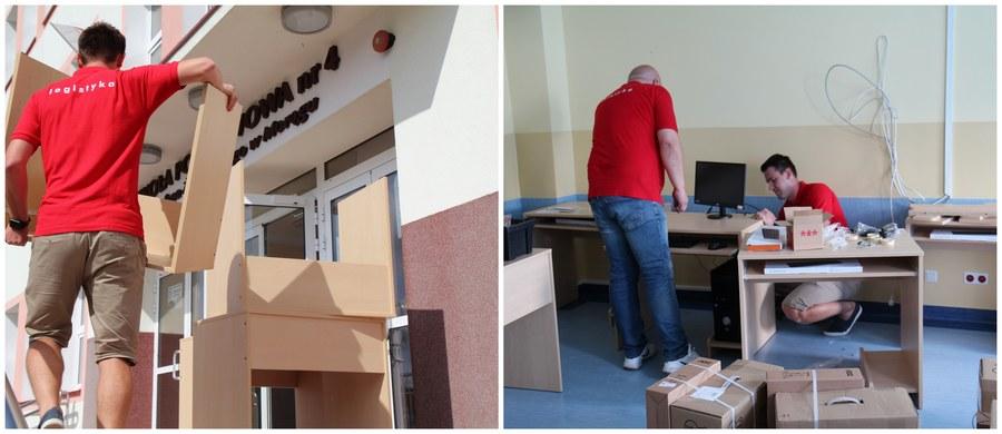 Akcja charytatywna Lepsze Jutro z RMF FM nabiera tempa. Do Szkoły Podstawowej nr 4 w Morągu w woj. warmińsko-mazurskim trafił już sprzęt, który pomoże stworzyć nowoczesną salę komputerową. W ramach naszego projektu profesjonalne pracownie powstaną w sumie w pięciu placówkach w Polsce.