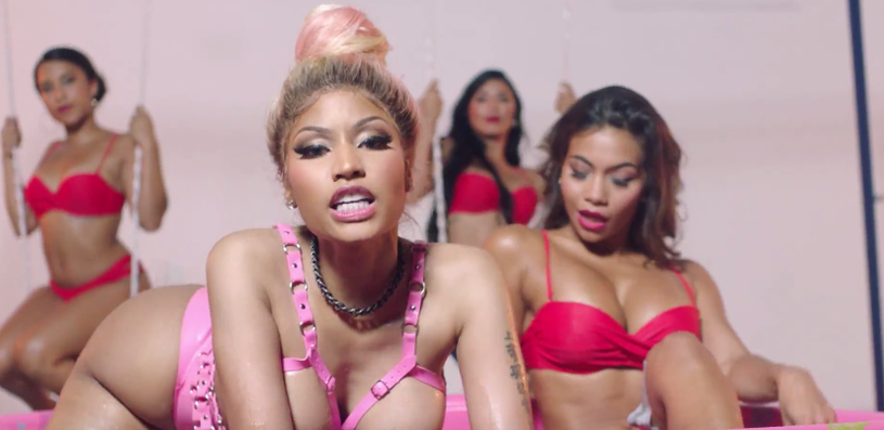 Pod koniec sierpnia do sieci trafił nowy teledysk raperka Yo Gottiego. Gościnnie zarapowała w nim Nicki Minaj.