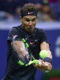US Open. Nadal stracił pierwszego seta, znów długi mecz Federera