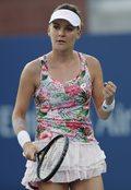 US Open - Radwańska z Vandeweghe o 1/8 finału ok. g. 19