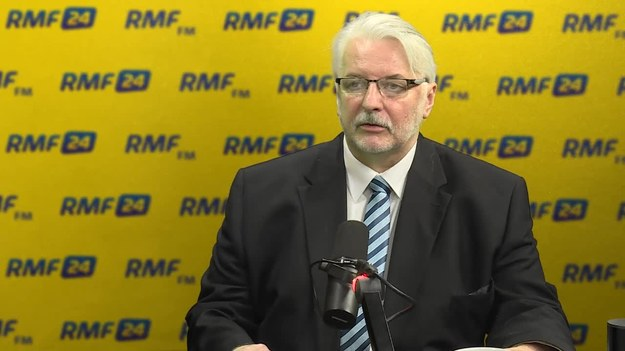 Waszczykowski w Porannej rozmowie RMF (04.09.17).