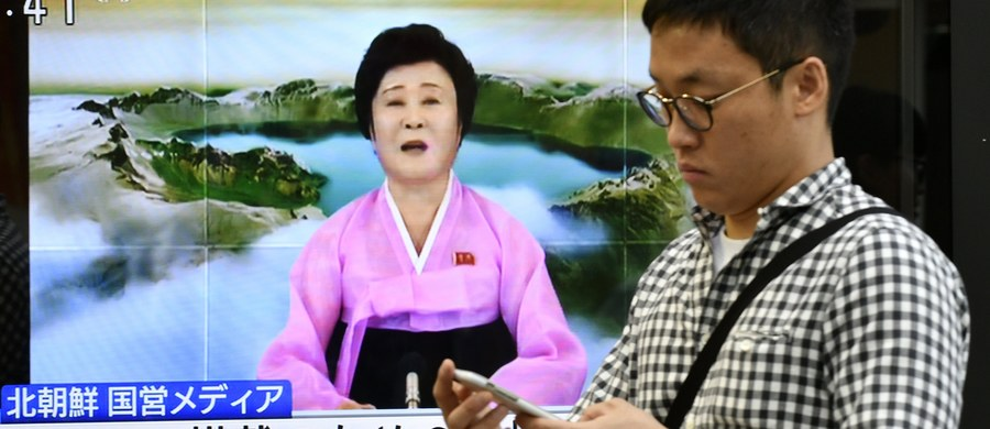 Oceniamy, że bomba atomowa, której próbę w niedzielę przeprowadziła Korea Płn., miała siłę rażenia 160 kiloton, czyli 10 razy większą niż bomba atomowa zrzucona przez USA na Hiroszimę w 1945 r. - poinformował minister obrony Japonii Itsunori Onodera.