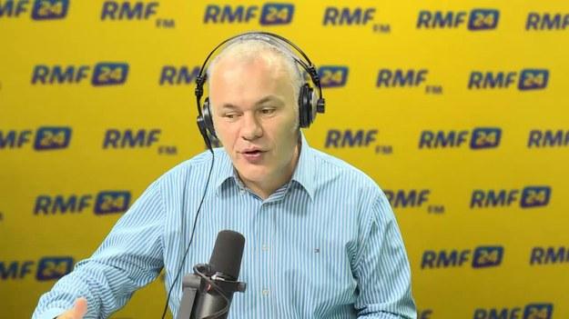 Schetyna w Porannej rozmowie RMF (06.09.17).