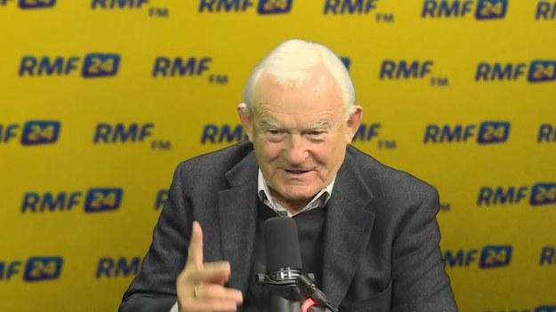 Miller w Porannej rozmowie RMF (07.09.17).