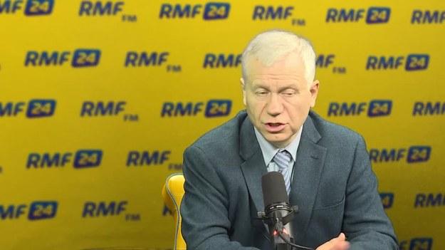 Jurek w Porannej rozmowie RMF (08.09.17).