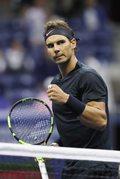 US Open - 23. wielkoszlemowy finał Nadala, czwarty w Nowym Jorku