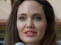 Angelina Jolie pozuje z dziećmi