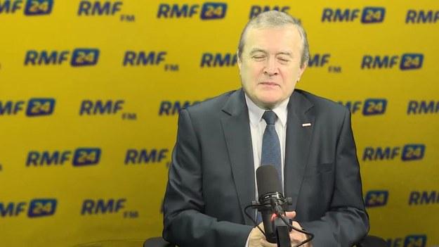Gliński w Porannej rozmowie RMF (11.09.17)