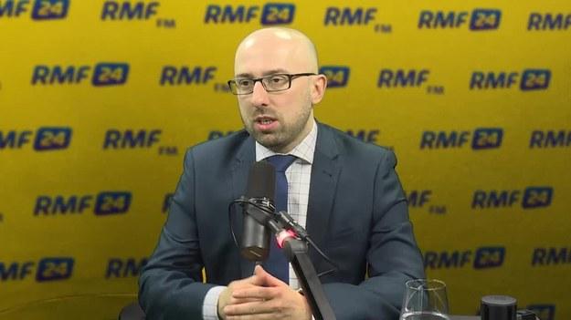 Łapiński w Porannej rozmowie RMF (12.09.17)