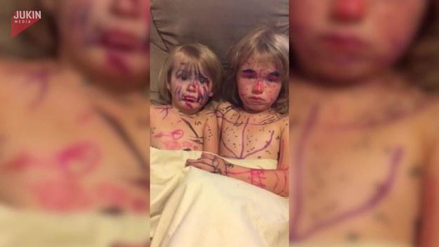Matka nagrała swoje dzieci, które próbują wytłumaczyć jej swoją wizję artystyczną.