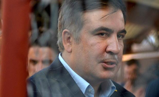 Ukraina może nie rozpatrywać wniosku Gruzji o wydanie jej byłego prezydenta Micheila Saakaszwilego do ogłoszenia przez tamtejszy sąd wyroku w toczących się przeciwko Saakaszwilemu postępowaniach - oświadczył wiceminister sprawiedliwości Ukrainy Denys Czernyszow.