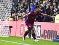 Grad goli w meczu Manchesteru City, debiut Krychowiaka