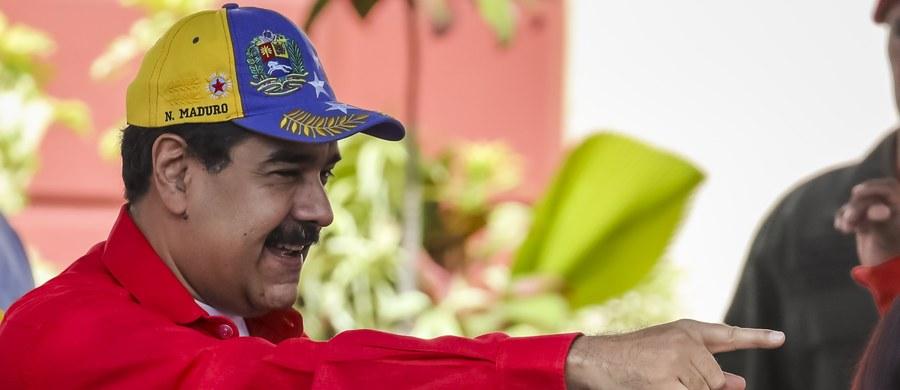 """Wenezuelski prezydent Nicolas Maduro, komentując przemówienie prezydenta USA Donalda Trumpa na 72. Zgromadzeniu Ogólnym ONZ, określił amerykańskiego przywódcę mianem """"nowego Hitlera"""" - podaje EFE Noticias."""