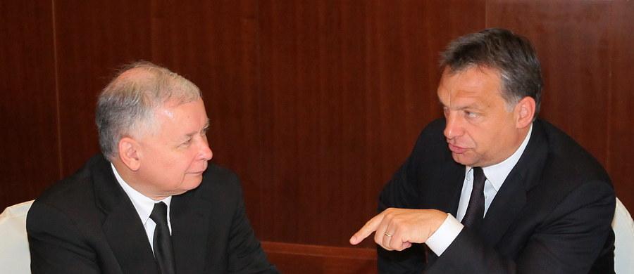 W piątek prezes Prawa i Sprawiedliwości Jarosław Kaczyński spotka się w Warszawie z premierem Węgier Viktorem Orbanem. Taką informację podał szef klubu PiS Ryszard Terlecki.