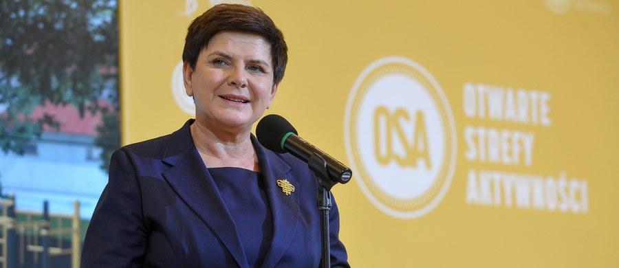 Zmiany w sądownictwie muszą być przeprowadzone, bo tego potrzebują Polacy. Wierzę, że projekty ustaw o KRS i SN przygotowane przez prezydenta Andrzeja Dudę zakończą reformę sądownictwa - powiedziała w czwartek w Telewizji Trwam premier Beata Szydło.