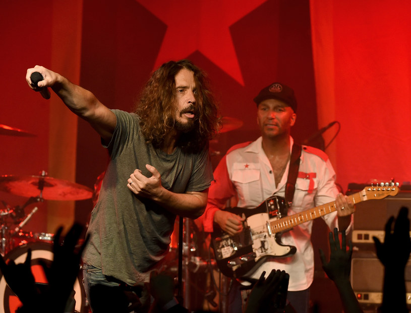 Samobójcza śmierć Chrisa Cornella bezpowrotnie przerwała plany powrotu supergrupy Audioslave na scenę.