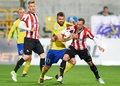 Arka Gdynia - Cracovia 1-1 w 11. kolejce Ekstraklasy