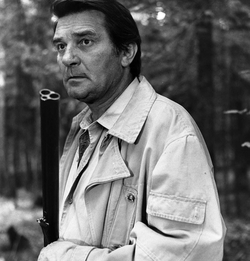 Był królem życia. Kochał ludzi i potrafił się bawić. Gdyby żył, w sobotę, 7 października, Ryszard Pietruski obchodziłby 95. urodziny.