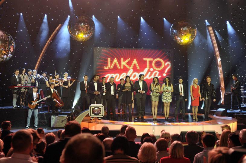 """Z okazji 20-lecia programu """"Jaka to melodia?"""" 21 października na Torwarze w Warszawie odbędzie się wielkie muzyczne widowisko."""